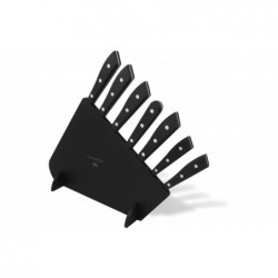 N. 7064 Compendio Lucite Block With 7 Knives - 1
