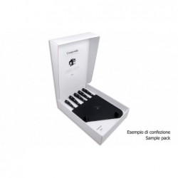 N. 7262 Compendio Lucite Block With 5 Knives - 3