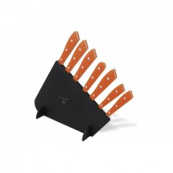 N. 7364 Compendio Lucite Block With 7 Knives - 1