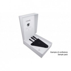 N. 8360 Compendio Lucite Block With 3 Knives - 3