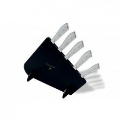 N. 8362 Compendio Lucite Block With 5 Knives - 1