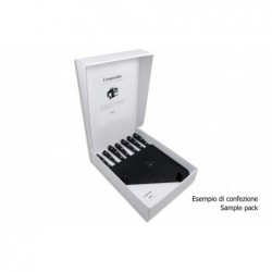 N. 8364 Compendio Lucite Block With 7 Knives - 3