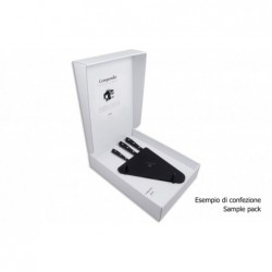 N. 8460 Compendio Lucite Block With 3 Knives - 3