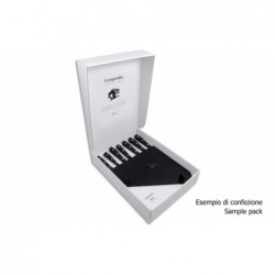 N. 8464 Compendio Lucite Block With 7 Knives - 3