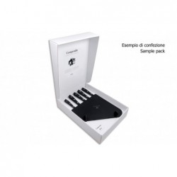 N. 8562 Compendio Lucite Block With 5 Knives - 3