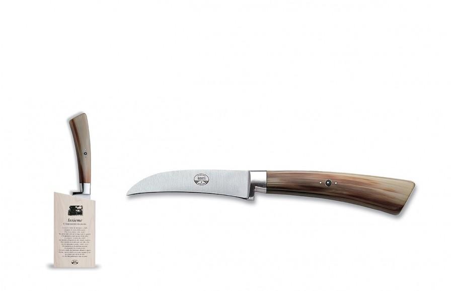 N. 9216 Insieme - Curved Paring Knife - 1