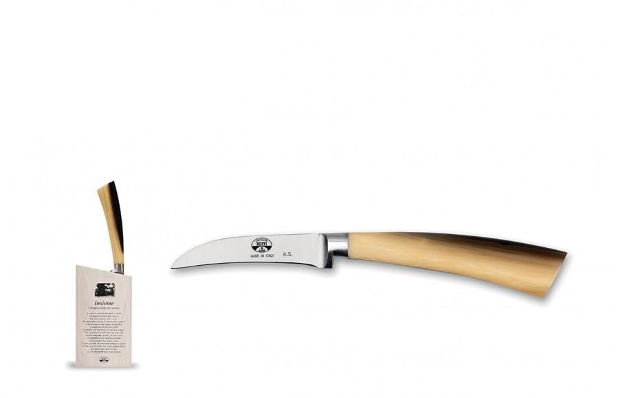 N. 92716 Insieme - Curved Paring Knife - 1