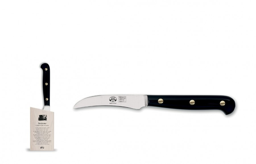 N. 93316 Insieme - Curved Paring Knife - 1