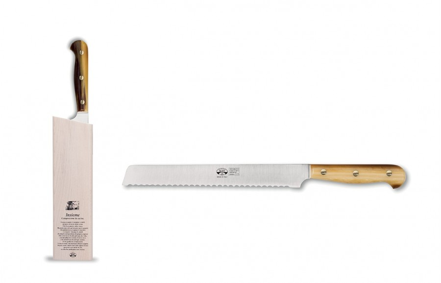N. 93502 Insieme - Knife For Bread And Cakes - 1