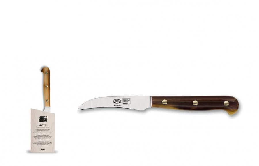 N. 93516 Insieme - Curved Paring Knife - 1
