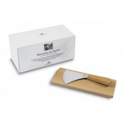 N. 130 Mincing Knife W/Soap And Board - 3
