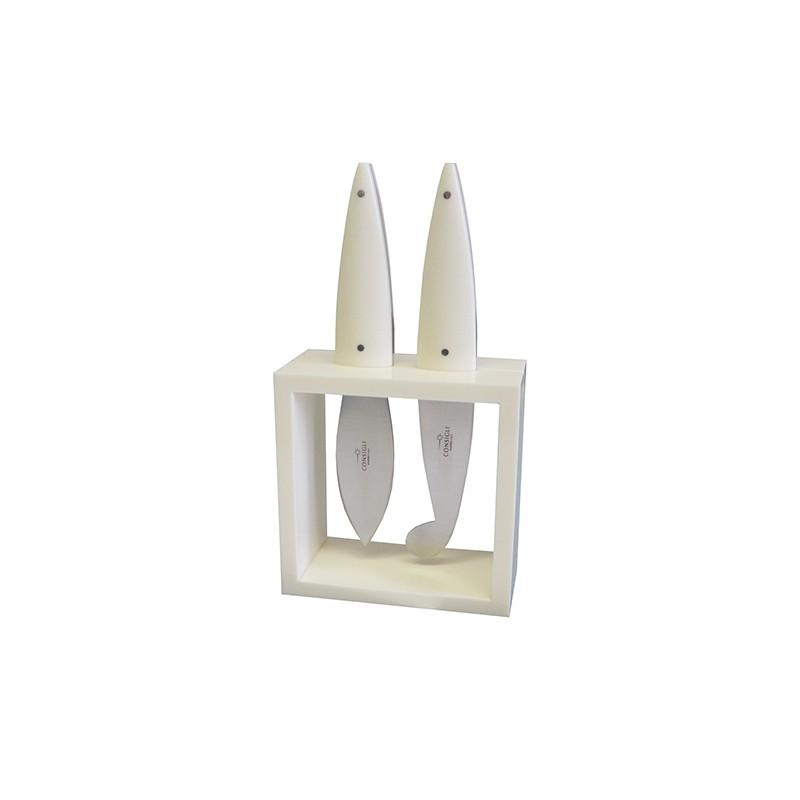 N. 52230 Cubo 2 Pz Formaggio - 1