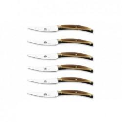 N. 9609 Convivio Nuovo 23 Cm. Steak Knife - 2
