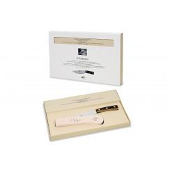 N. 364 Pontormo Knife With Wood Block - 3