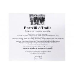N. 81 Maremmano A Foglia Fratelli D'Italia - 2