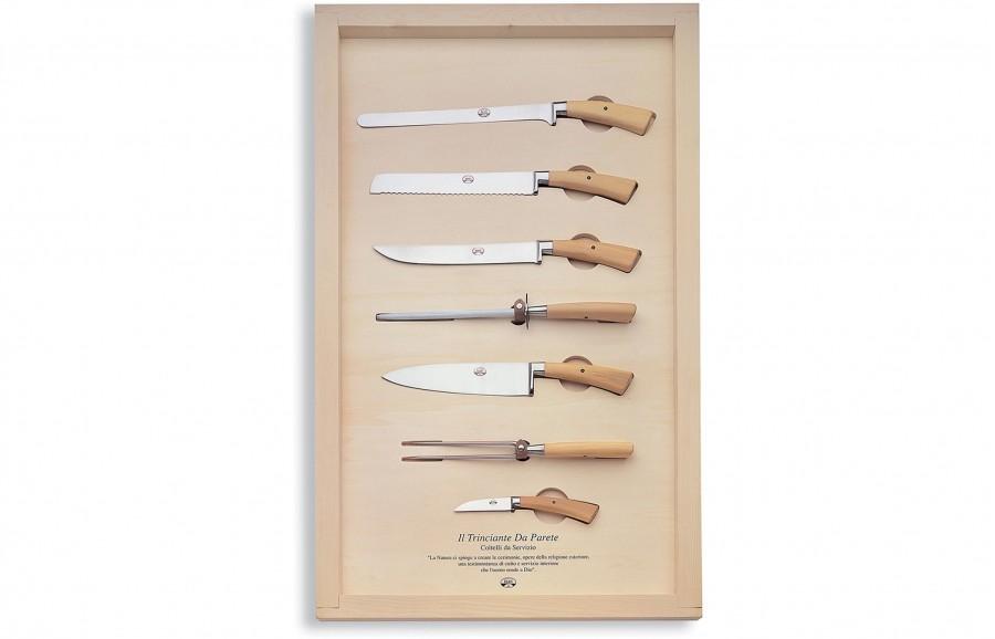 N. 338 Il Trinciante Da Parete - Serving  Knives - 1