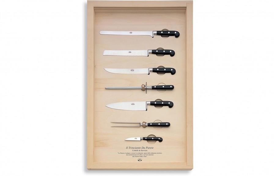 N. 928 Il Trinciante Da Parete - Serving  Knives - 1