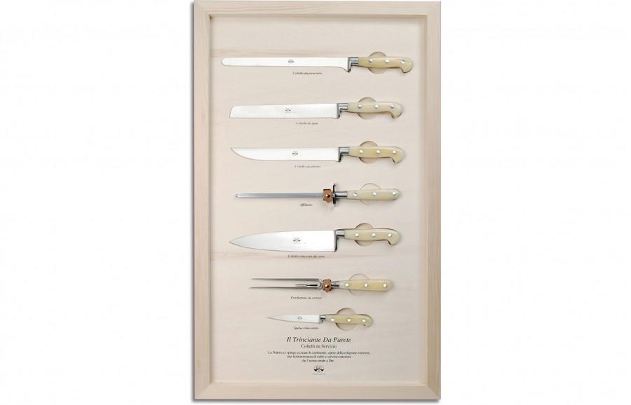 N. 938 Il Trinciante Da Parete - Serving  Knives - 1