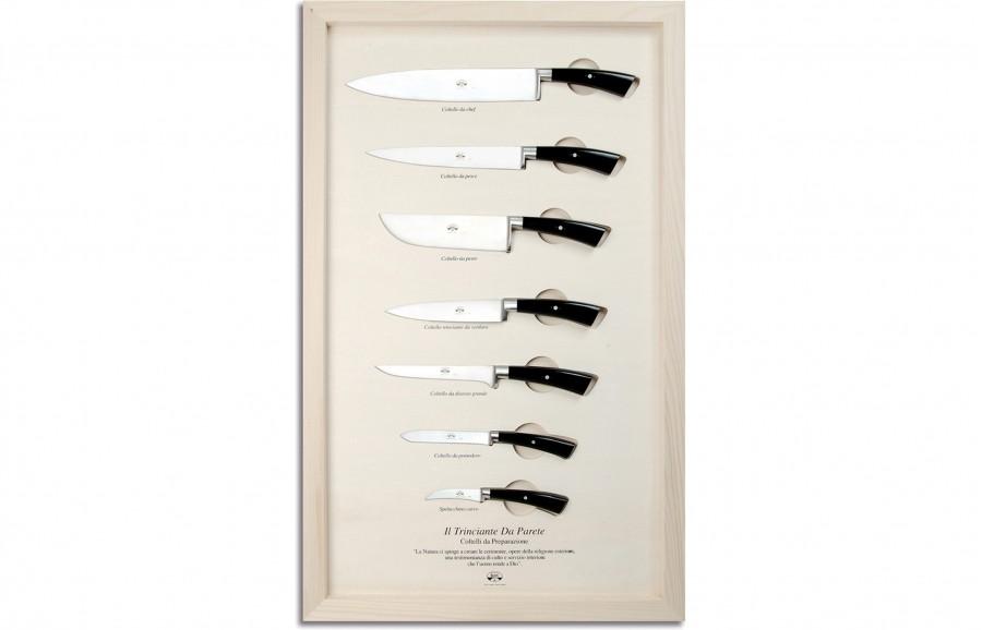 N. 2537 Il Trinciante Da Parete - Kitchen Knives - 1