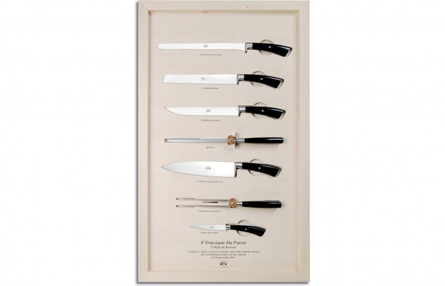 N. 2538 Il Trinciante Da Parete - Serving  Knives - 1