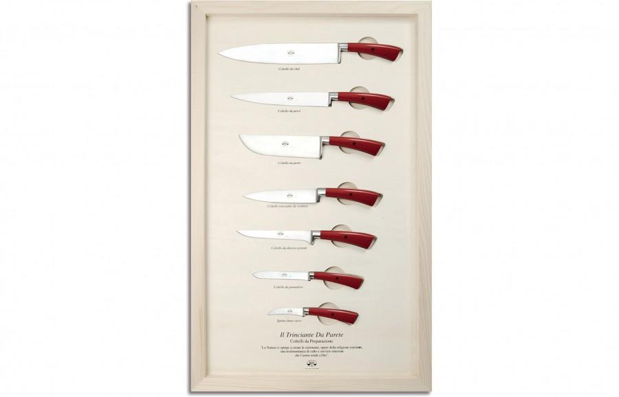 N. 2637 Il Trinciante Da Parete - Kitchen Knives - 1
