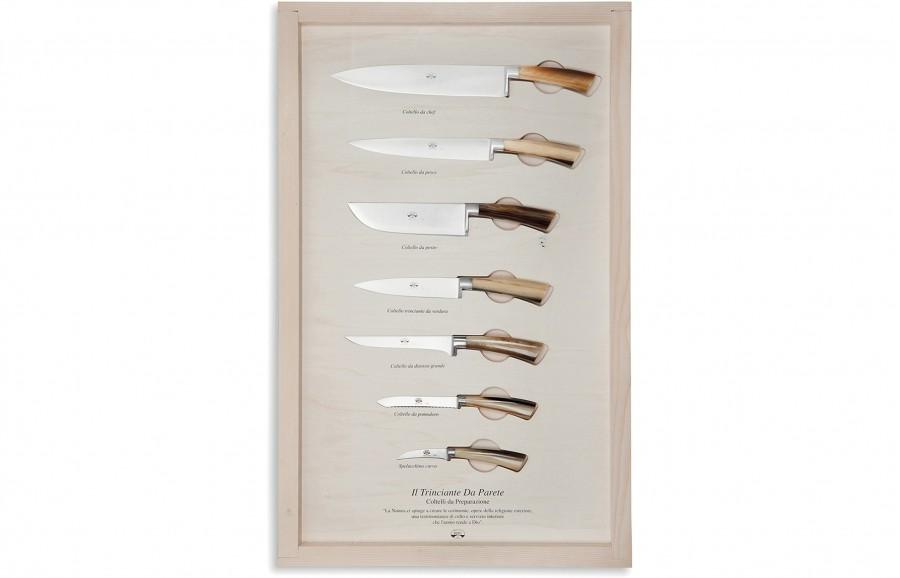 N. 2737 Il Trinciante Da Parete - Kitchen Knives - 1