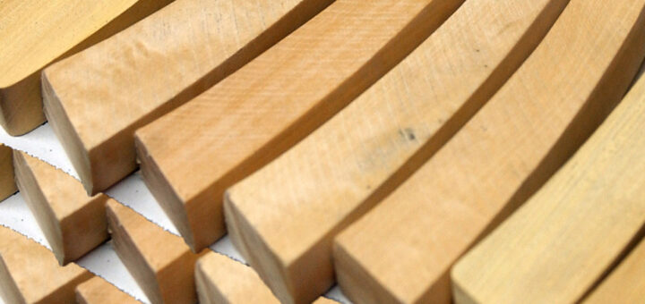 manico in legno di bosso