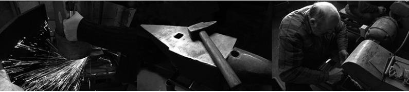 Coltelli da tasca artigianali Romani
