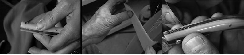 Accessori per affilare e conservare i coltelli di pregio