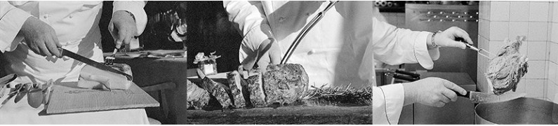 Set di coltelli 120 anniversario Coltellerie Berti