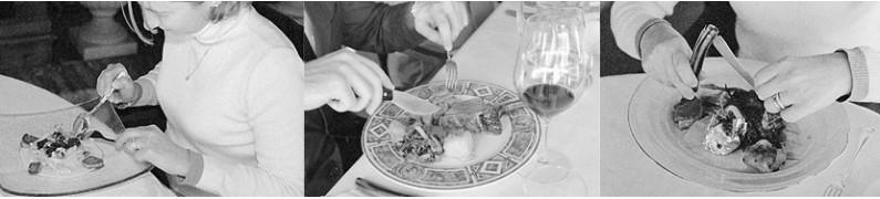 Coltelli da bistecca artigianali di alta qualità da Scarperia