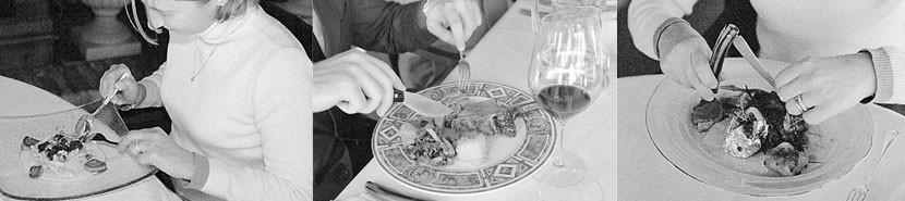 Coltelli da bistecca - Compendio Grit
