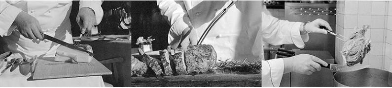 Be-Kn kitchen knives - high craftsmanship