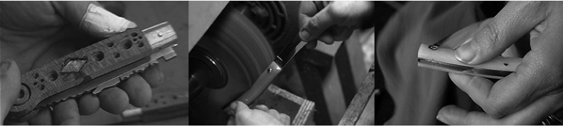 Coltelli da tasca artigianali regionali italiani