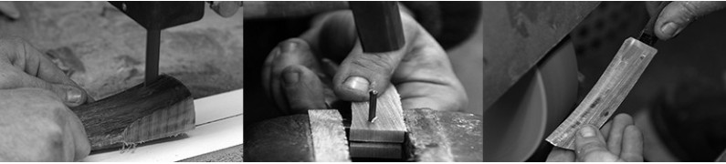 """""""Fiorentini"""" handcrafted pocket knives"""