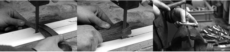 """""""Senesi"""" handcrafted pocket knives"""