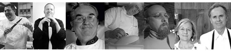 Coltelli realizzati con grandi chef e designer - Tradizioni associate