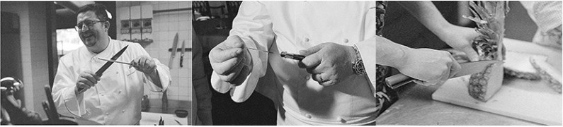 Coltelli da cucina professionali - Giapponesi