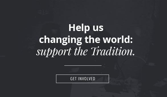 Help us support the tradition